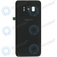 Samsung Galaxy S8 (SM-G950F) Battery cover black GH82-13962A