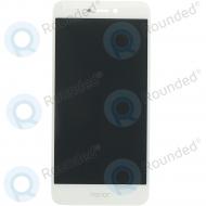 Huawei P8 Lite 2017 Display module LCD + Digitizer white