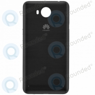 Huawei Y3 II 2016 4G (LUA-L21) Battery cover black 97070NAY