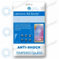 Lenovo K6 Note Tempered glass