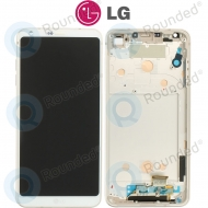 LG G6 (H870) Display unit complete white ACQ89384003 ACQ89384003
