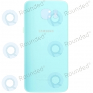 Samsung Galaxy S6 (SM-G920F) Battery cover blue GH82-09548D GH82-09548D