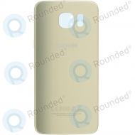 Samsung Galaxy S6 (SM-G920F) Battery cover gold GH82-09548C GH82-09548C