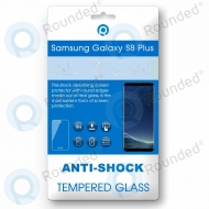 Samsung Galaxy S8 Plus Tempered glass 3D gold