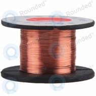 Conductor wire copper 0.1mm