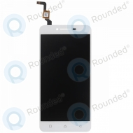 Lenovo K5 Display module LCD + Digitizer white Display assembly, LCD incl. touchpanel.