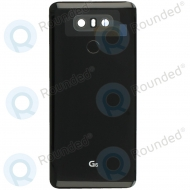 LG G6 (H870) Battery cover black ACQ89717202 ACQ89717202
