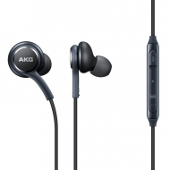 AKG EO-IG955 Stereo In-ear headset black for Samsung Galaxy S8 (SM-G950F), Galaxy S8 Plus (SM-G955F) GH59-14744A GH59-14744A