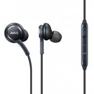 AKG EO-IG955 Stereo In-ear headset black for Samsung Galaxy S8 (SM-G950F), Galaxy S8 Plus (SM-G955F) GH59-14744A GH59-14744A