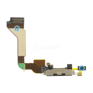 Apple iPhone 4G docking connector, system connector black spare part 821-1093-A