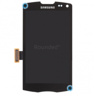 Samsung S8530 Wave 2 display module, digitizer assembly black spare part HVA37WV1