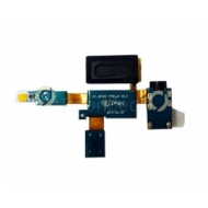 Samsung i8700 Omnia 7 earphone jack flex cable, earspeaker spare part R2.0