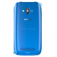 Nokia 610 Lumia battery cover, battery lid cyan spare part BATTC