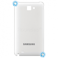 Samsung N7000 Galaxy Note Battery Cover White