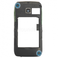 Samsung S5380 Wave Y Back Cover Black PC-GF20
