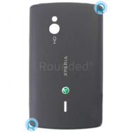 Sony Ericsson SK17i Xperia Mini Pro battery cover, battery housing black spare part 1243-8271