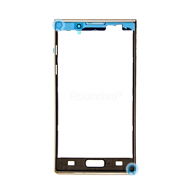 LG P700 Optimus L7 front cover, front frame white spare part PC-GB1
