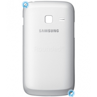 Samsung S6102 Galaxy Y 2 DUOS battery cover, battery housing white spare part BATTC