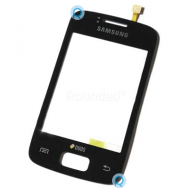 Samsung S6102 Galaxy Y 2 DUOS display touchscreen, digitizer screen black spare part TOUCHSCR