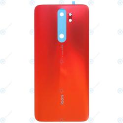 Xiaomi Redmi Note 8 Pro M1906g7i M1906g7g Battery Cover Twilight Orange