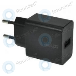 1A AC Adapter Home Wall Travel Charger BLACK for Kobo Aura H2O HD Mini Glo Touch