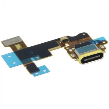 LG G6 (H870) Charging connector flex incl. Microphone module EBR84529201 EBR84529201 image-1