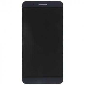 Huawei Honor 7i Display module frontcover+lcd+digitizer + battery blue 02350NSJ 02350NSJ image-1