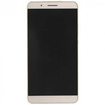 Huawei Honor 7i Display module frontcover+lcd+digitizer + battery gold 02350NBK 02350NBK image-1