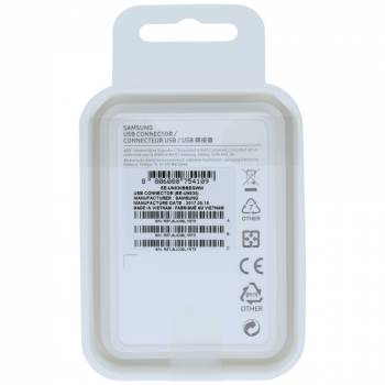 Samsung USB Type-C to USB adapter black EE-UN930BBEGWW EE-UN930BBEGWW image-1