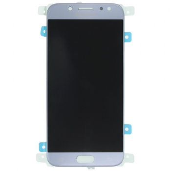 Samsung Galaxy J5 2017 (SM-J530F) Display module LCD + Digitizer silver blue GH97-20738B GH97-20738B