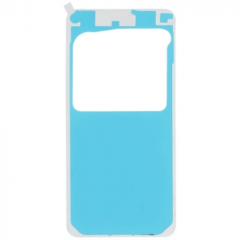 Huawei P8 Lite 2017 Adhesive sticker battery cover Adhesive foil for battery cover.   image-1