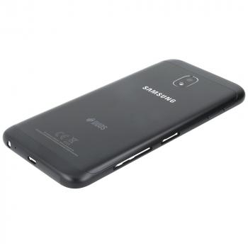 Samsung Galaxy J3 2017 (SM-J330F) Battery cover black GH82-14891A GH82-14891A image-2