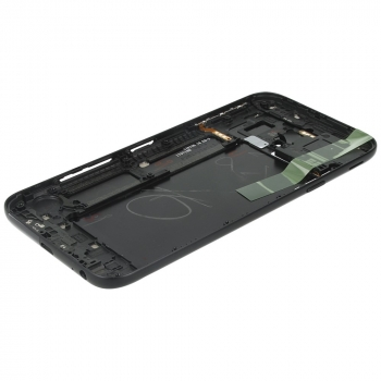 Samsung Galaxy J3 2017 (SM-J330F) Battery cover black GH82-14891A GH82-14891A image-4