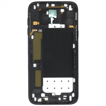 Samsung Galaxy J5 2017 (SM-J530F) Battery cover black GH82-14576A GH82-14576A image-1