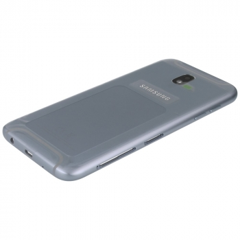Samsung Galaxy J5 2017 (SM-J530F) Battery cover silver blue GH82-14576B GH82-14576B image-2