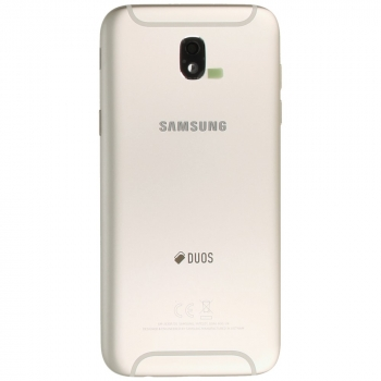 Samsung Galaxy J5 2017 (SM-J530F) Battery cover with Duos logo gold GH82-14584C GH82-14584C