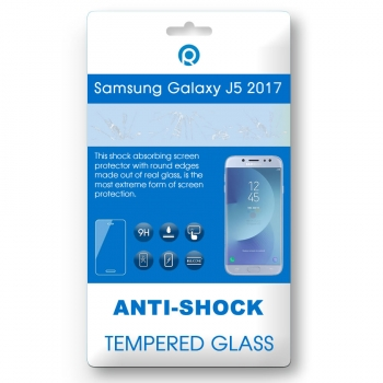 Samsung Galaxy J5 2017 Tempered glass  Tempered glass.