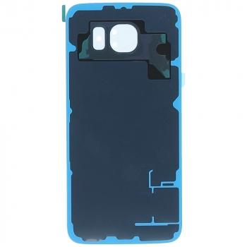 Samsung Galaxy S6 (SM-G920F) Battery cover black GH82-09548A GH82-09548A image-1