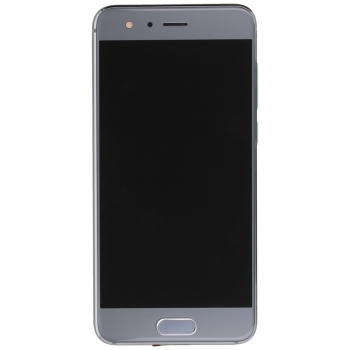 Huawei Honor 9 (STF-L09) Display module frontcover+lcd+digitizer+battery silver grey 02351LCD 02351LCD image-4