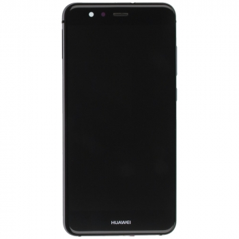 Huawei P10 Lite Display module frontcover+lcd+digitizer + battery black 02351FS 02351FS image-1