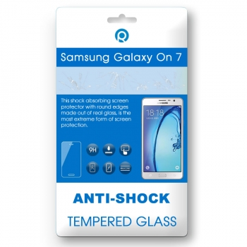 Samsung Galaxy On 7 Tempered glass Tempered glass.