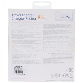 Samsung Travel Adapter Adaptive Fast Charging white EP-TA20EWEUGWW EP-TA20EWEUGWW image-1