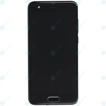 Huawei Honor 9 (STF-L09) Display module frontcover+lcd+digitizer+battery black 02351LGK_image-2