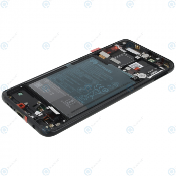 Huawei Honor 9 (STF-L09) Display module frontcover+lcd+digitizer+battery black 02351LGK_image-5