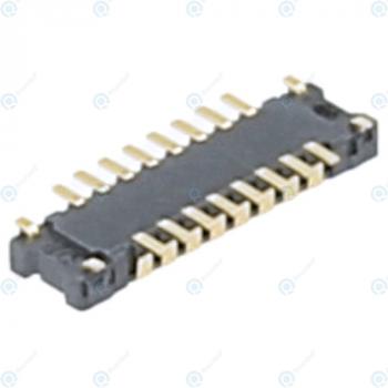 Samsung Board connector BTB socket 2x8pin 3711-007810_image-1