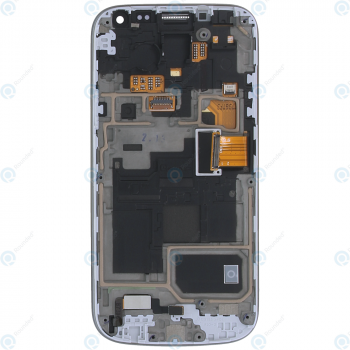 Samsung Galaxy S4 Mini (I9195) Display unit complete black (GH97-14766A)_image-1