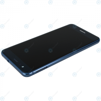 Huawei P10 Lite (WAS-L21) Display module frontcover+lcd+digitizer+battery blue 02351FSL_image-3