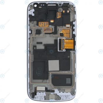 Samsung Galaxy S4 Mini (I9195) Display unit complete Black Edition (GH97-15631A)_image-1