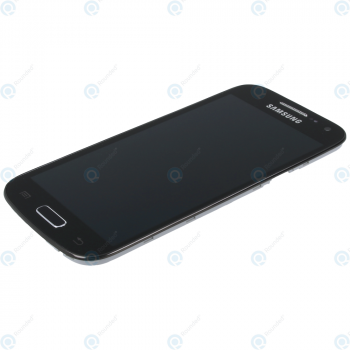 Samsung Galaxy S4 Mini (I9195) Display unit complete Black Edition (GH97-15631A)_image-3