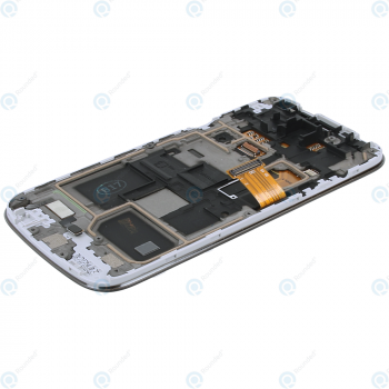 Samsung Galaxy S4 Mini (I9195) Display unit complete Black Edition (GH97-15631A)_image-4
